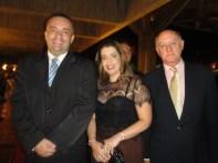 William Benthon, Iris Seco, Edson Luiz Smuda