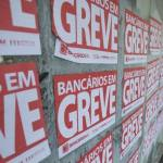 Bancários entram em greve em todo o país a partir do dia 6