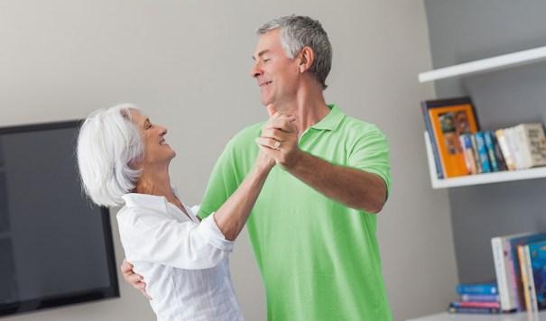 Dançar também é saúde - Fonte: Valorize a Saúde