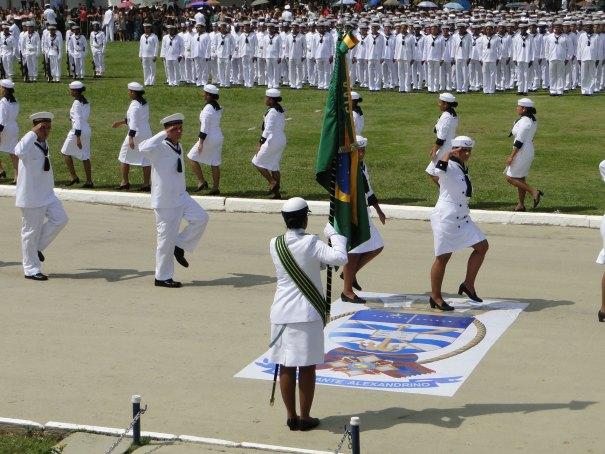 Marinha abre inscrição para processo seletivo de Praças Temporárias - Foto: Marinha do Brasil