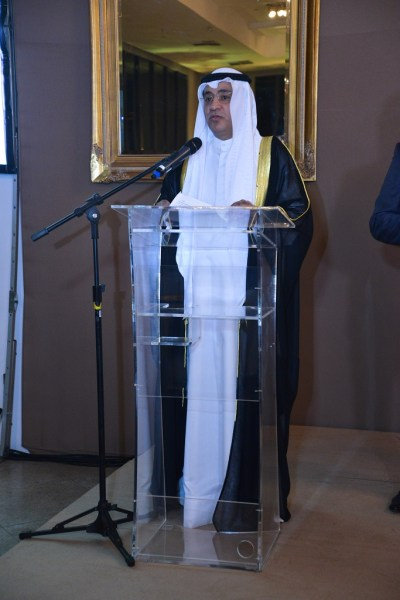 Embaixador do Estado de Kuwait, Ayadah M. Alsaidi