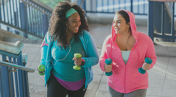 Outubro, mês do combate à obesidade
