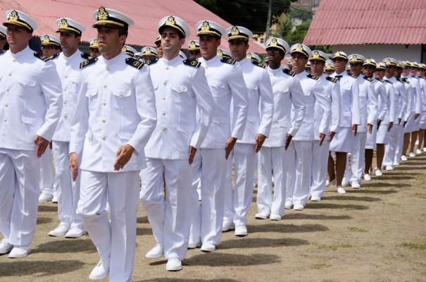 Marinha do Brasil: último dia de inscrição para ensino superior - Foto: Marinha do Brasil