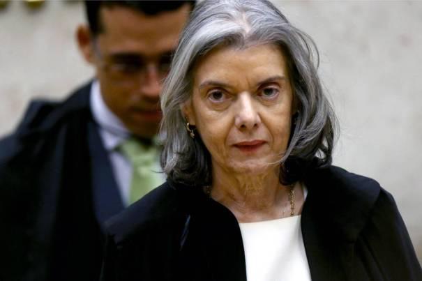 A presidente do STF, ministra Carmén Lúcia (Adriano Machado/Reuters)