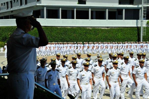 Marinha abre vagas para Engenheiros da Marinha e Colégio Naval - Foto: Marinha do Brasil