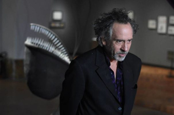 Tim Burton (Photo by Carlos Tischler/NurPhoto via Getty Images)