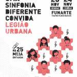 Uma Sinfonia Diferente convida: Legião Urbana