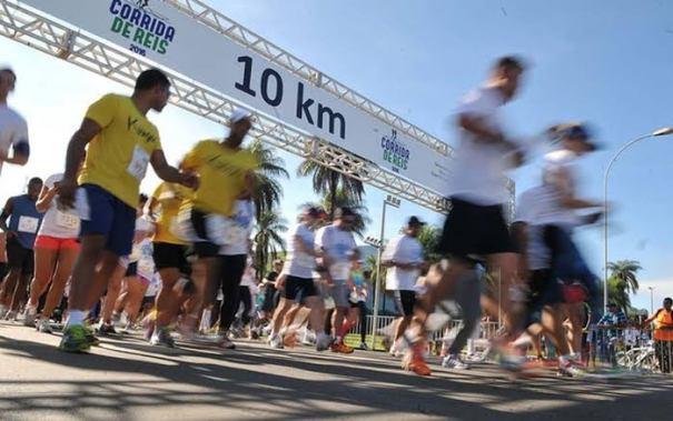 A tradicional Corrida de Reis já tem data marcada e será no dia 25 de janeiro com percursos de 6 e 10 km - Foto: G1