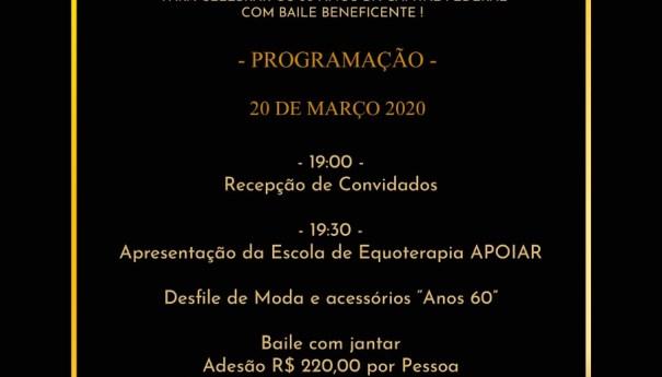 Baile Anos 60 – Celebrando 60 anos de Brasília