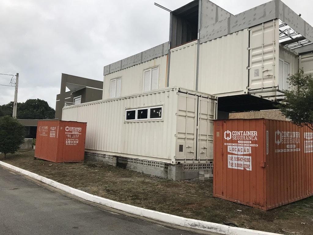 Container Segurança