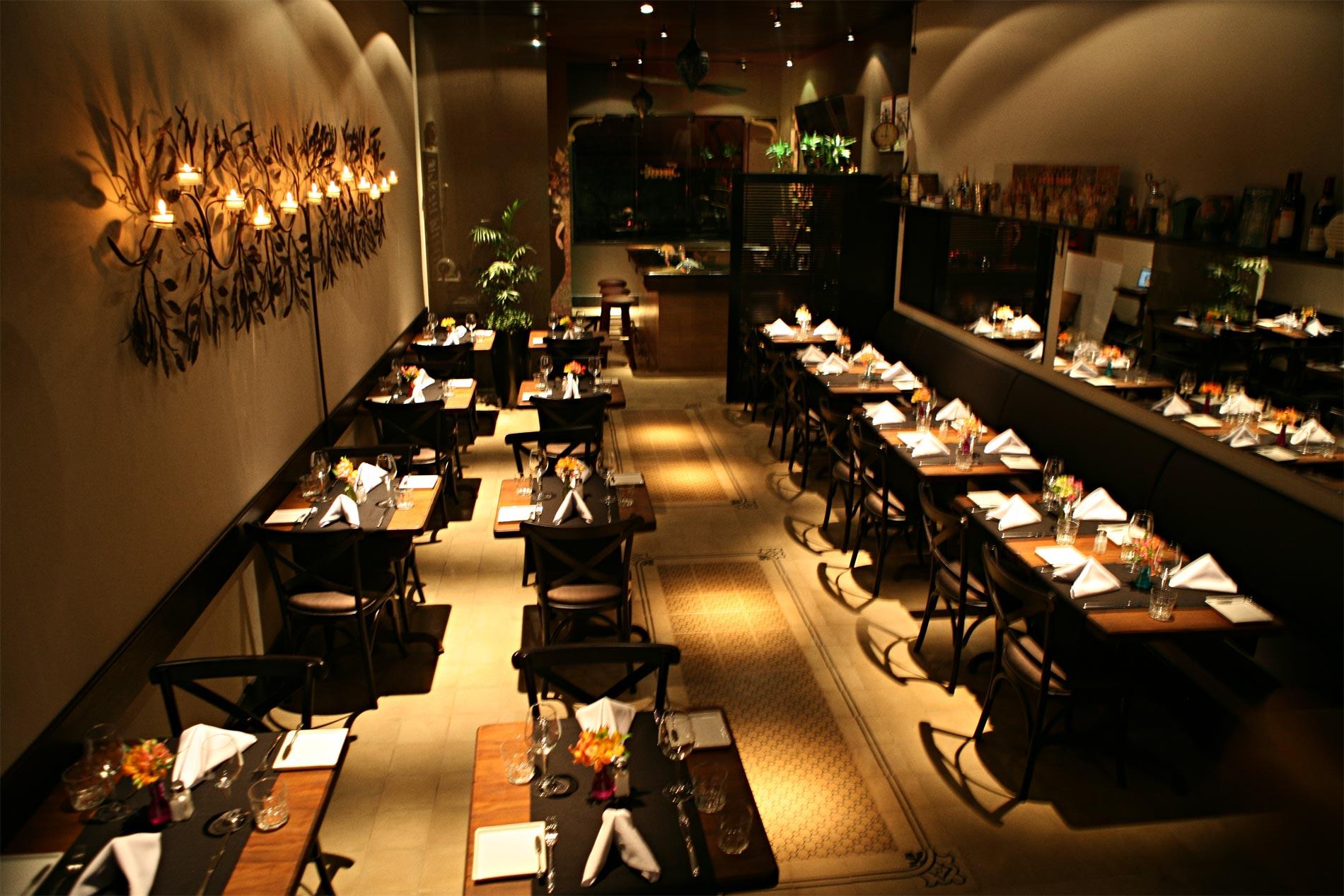 Restaurantes Contemporaneos