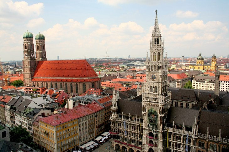 Múnich - Guia de Alemania