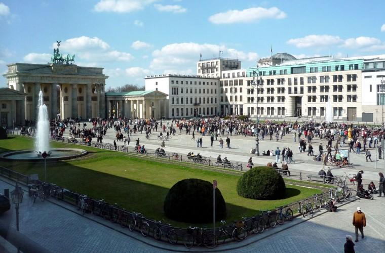 Pariser Platz (Plaza de París) - Guia de Alemania