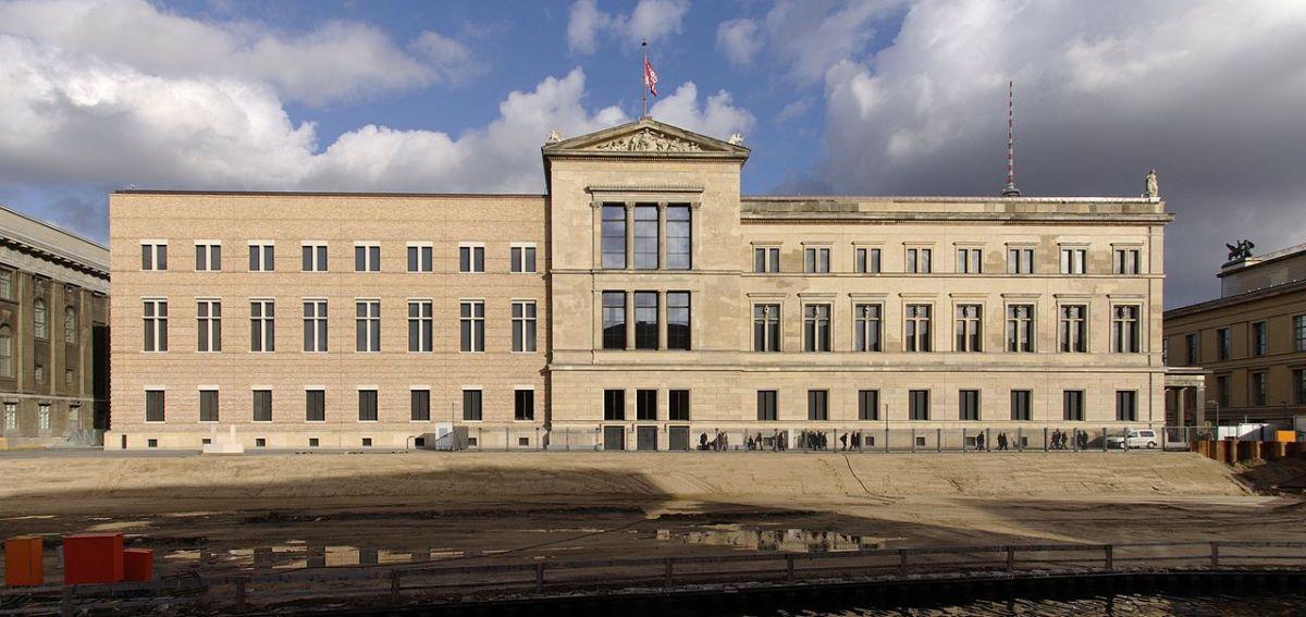 Resultado de imagen de museo nuevo berlin