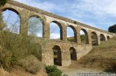 Tramo de Acueducto Romano en Almuñécar Costa Tropical Granada