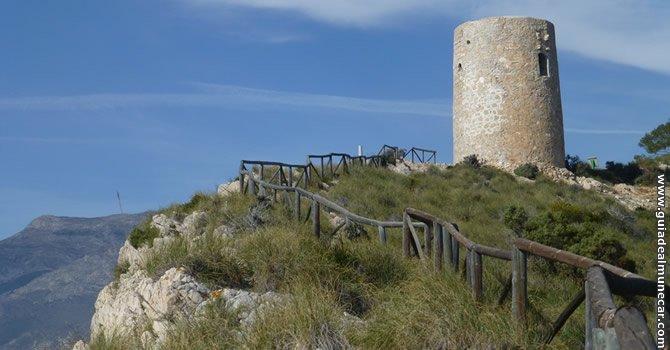 Torre Vigía y Mirador Cerro Gordo, Almuñécar.