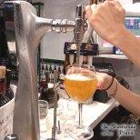 Cerveza Mahou Grifo