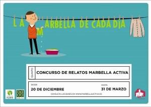 Resultado de imagen de V Concurso de Relatos Marbella Activa