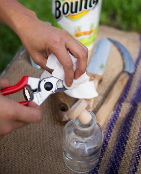 Come pulire gli attrezzi da giardino guida giardino for Utensilios de jardineria