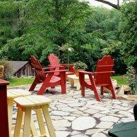 7 idee intelligenti per realizzare un giardino senza manto erboso