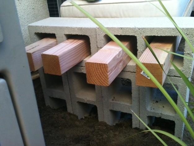 Panchine Da Giardino Fai Da Te : Idee fai da te per realizzare mobili da giardino guida giardino
