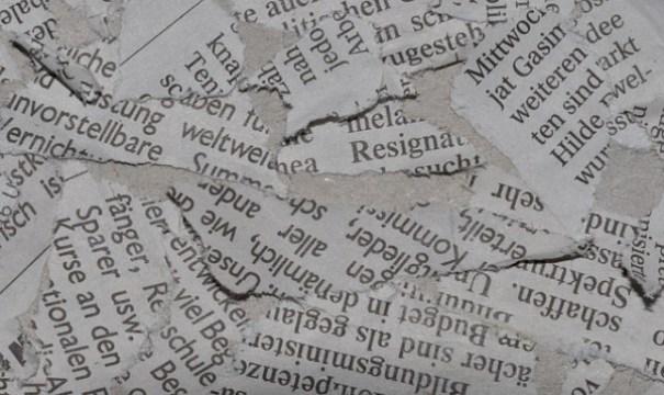 pezzi di giornale
