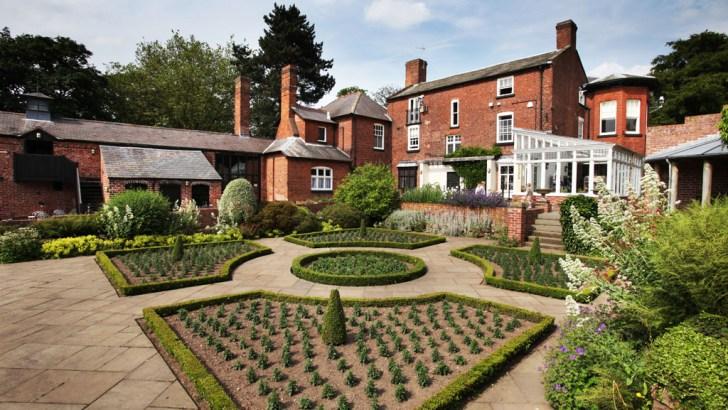 Bantock House, un museo para disfrutar