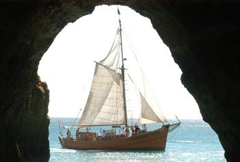 Crucero pirata en Portugal