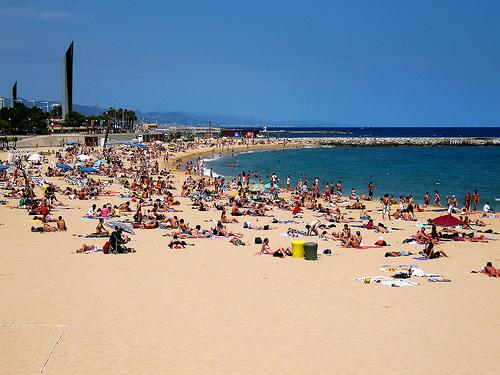 La mejor playa de Barcelona es…