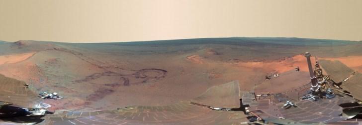 La última gran fotografía de Marte - greeley_opportunity_500011-1024x353