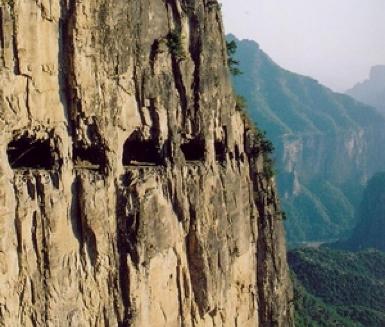 Volvemos a China, a ver el túnel Guoliang
