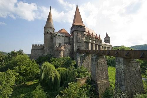Los diez castillos más encantadores del mundo