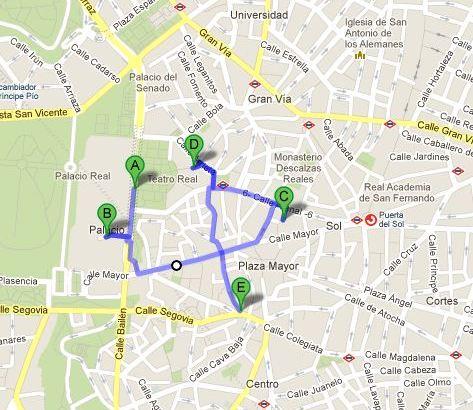 Tour gratuito por MADRID