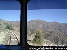 De Sucre a Potosí: ¿En bus, o mejor en tren? ¡En los dos!
