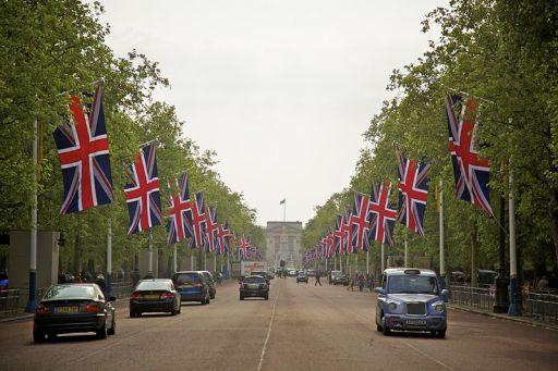 10 calles famosas en Londres - The_Mall2C_London1