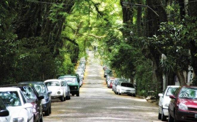 La calle más bonita del mundo está en BRASIL – Rua Gonçalo de Carvalho