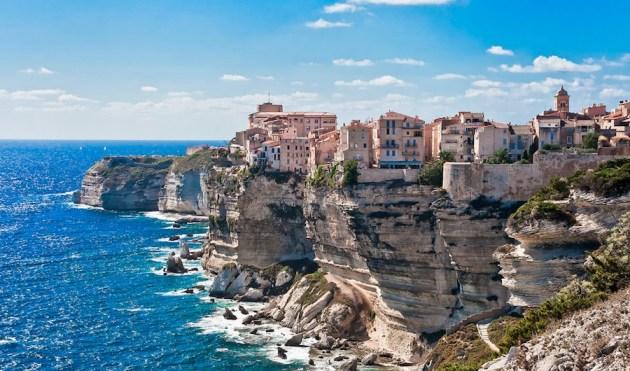 10 de los destinos más románticos del mundo - bonifacio-corcega-mediterraneo1