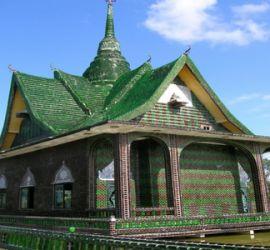 Wat Kuan Lad: religión y ecología de la mano