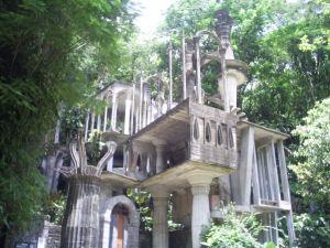 La casa del inglés (Las pozas de Xilitla) - xilitla-8-300x225
