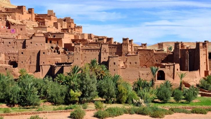 Ait Benhaddou en Marruecos: una ciudadela de barro cinematográfica
