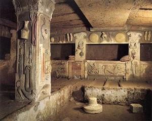 La ciudad etrusca del descanso: Cerveteri - cerveteri-6-300x239