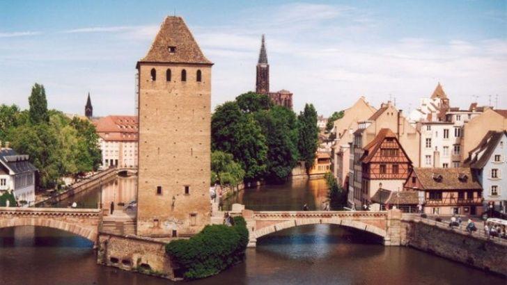 La Petite France de Estrasburgo