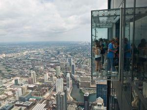 Vistas de Chicago a 400 metros del suelo - skydeck-5-300x225