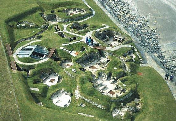 Skara Brae, el tesoro neolítico de las Orcadas