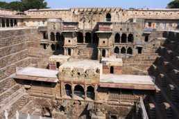 El Chand Baori de Rajastán - Santuario-Chand-Baori-300x200