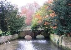 Bibury (Inglaterra) - Bibury-puente-300x214