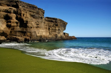 Papakolea Beach (Hawai)