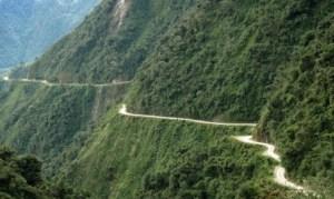 El camino de la muerte - Carretera-Yungas-300x179