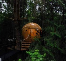 Free Spirit Spheres (Canadá) - Esfera-300x278