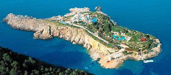 La Isla de Sa Ferradura (Ibiza)